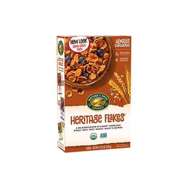 Cereal Heritage Granos Ancestrales