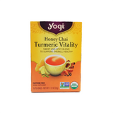 Té Honey Chai Turmeric Vitality