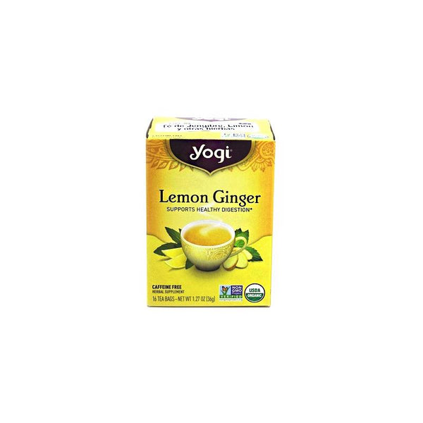 Té Lemon Ginger