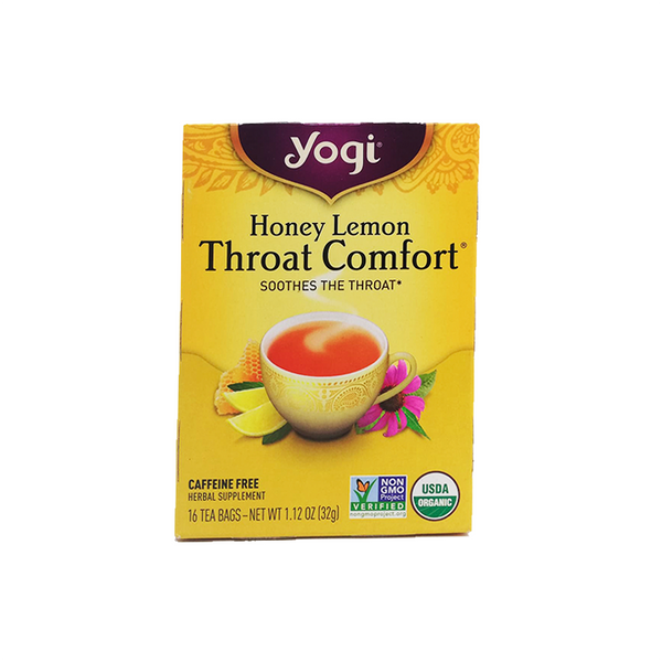 Té Honey Lemon Throat Comfort