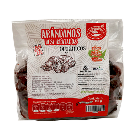 Chocolate con Arándano