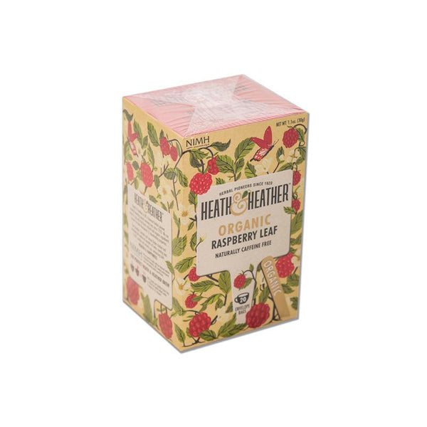 Organic Raspberry Leaf Tea