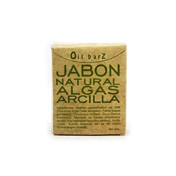 Jabón Natural de Algas