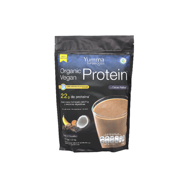 Vegan Protein Superfood Blend Cacao