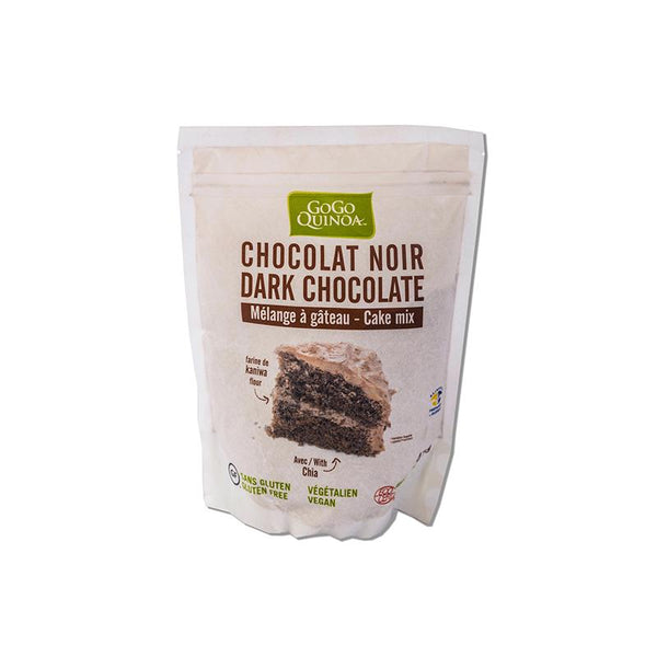 Dark Chocolate Cake Mix