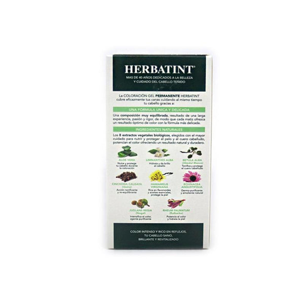 Tinte Herbal Castaño Ceniza 4C