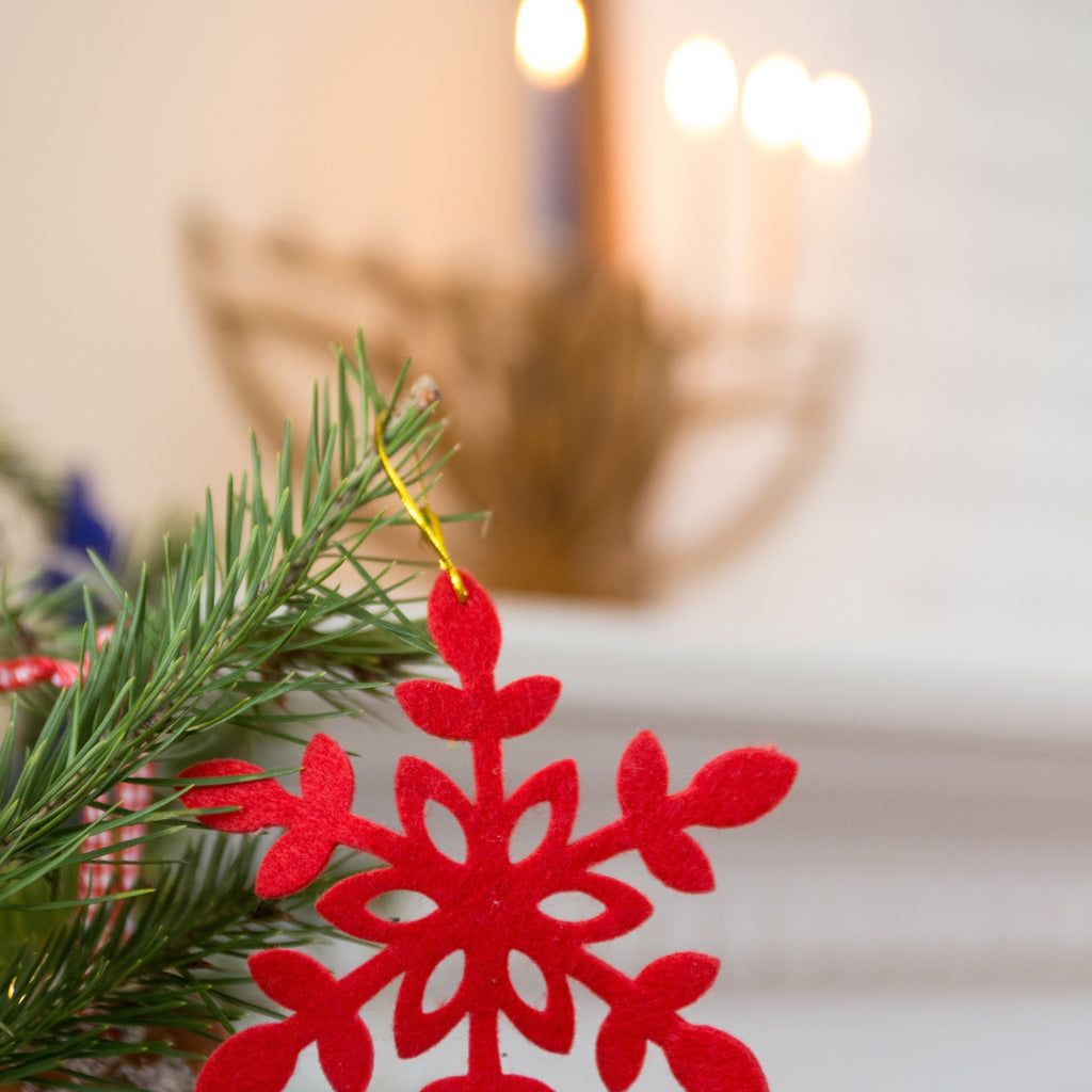 Holiday Decorating for an Interfaith Family