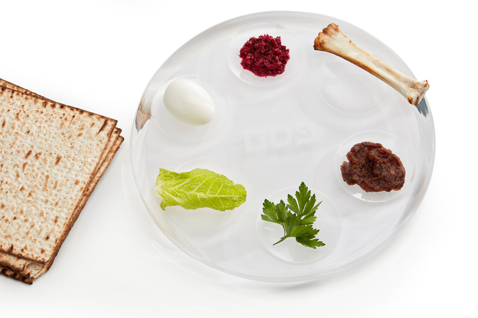 Passover Seder Plates, Matzoh Covers, Ten Plague Coasters, Hostess Gifts and More
