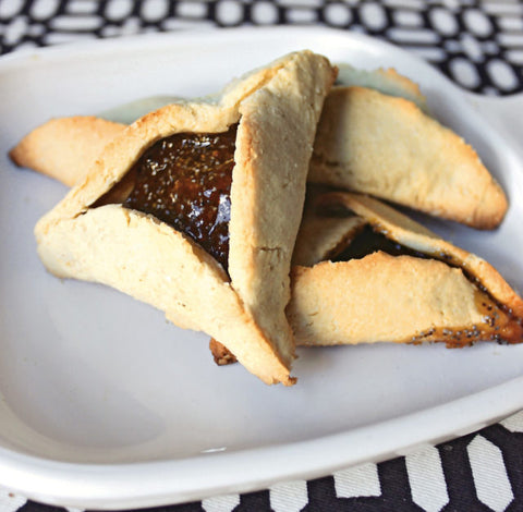 10 Delicious Hamantaschen Recipes, Peace Love Light Shop- Gluten Free, The Nosher