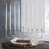 Modern Menorah - Peace Love Light Shop