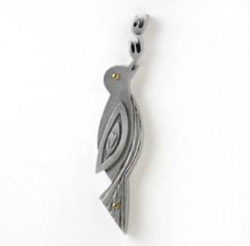Songbird Mezuzah - Peace Love Light Shop