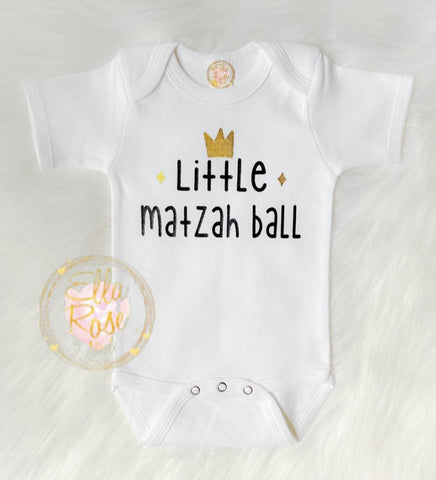 Passover Baby Outfit- Peace Love Light Shop