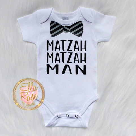 Passover Baby Boy Outfit- Peace Love Light Shop