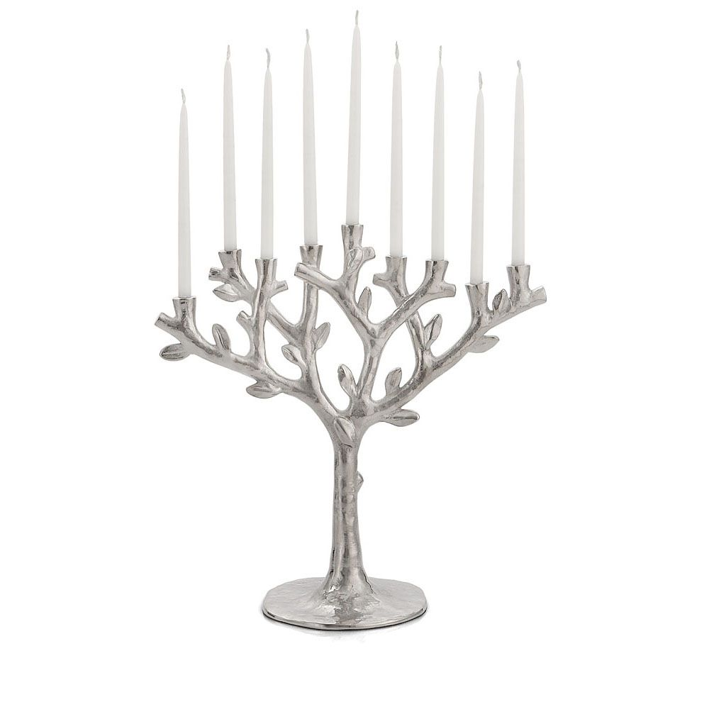 Michael Aram Tree of Life Menorah - Peace Love Light Shop
