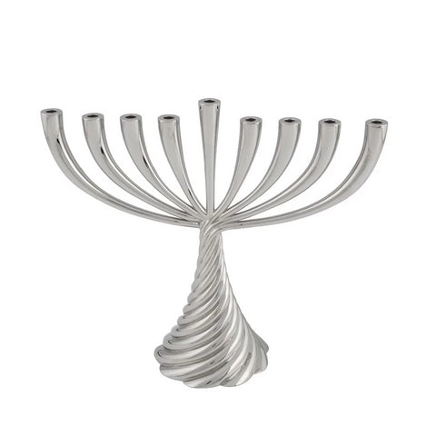Michael Aram Twist Menorah- Modern Style, Peace Love Light Shop