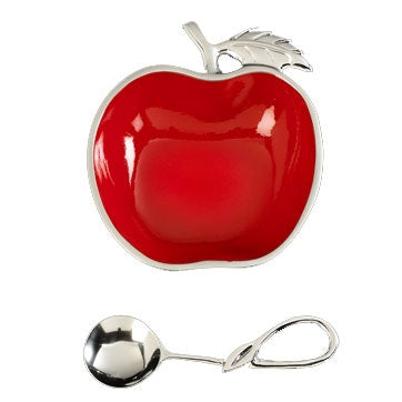Rosh Hashanah Apples & Honey Dish - Peace Love Light Shop