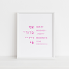 Modern Jewish Wall Art, I am My Beloved's- Peace Love Light Shop