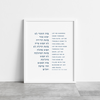 Birkat Habayit, Jewish Home Blessing, Wall Art