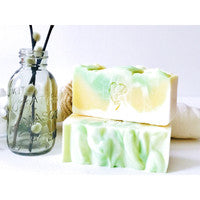 Homemade Natural Vegan Soap