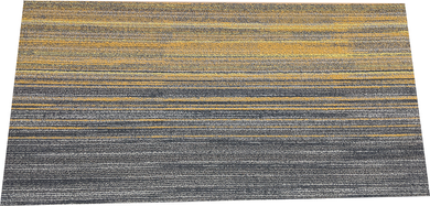 "Carpet Tile USA Shaw Mustard Carpet Tile-36""x 18""(10 Tiles/case, 45 sq. ft./case)"