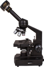 Side view of the Levenhuk D320L 3.1M Digital Monocular Microscope (SKU: 18347).