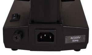 Power port for Levenhuk 320 Biological Microscope (SKU: 18273).
