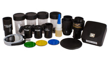 Accessories for the Levenhuk D870T 8M Digital Trinocular Microscope (SKU: 40030).