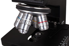 Objectives for the Levenhuk D870T 8M Digital Trinocular Microscope (SKU: 40030).