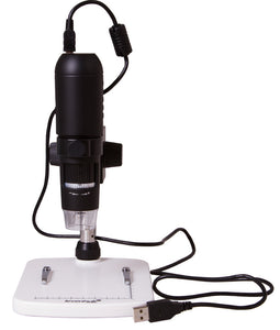 Alternate front view of Levenhuk DTX TV Digital Microscope (SKU: 70422).