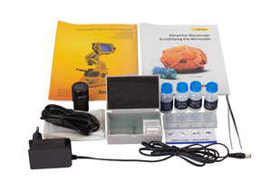 Accessories for Levenhuk D70L Digital Biological Microscope (SKU: 66826).