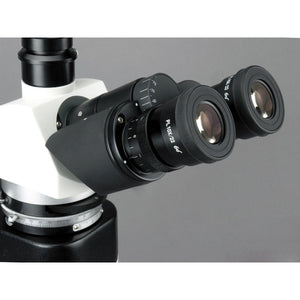 Eyepieces for the AmScope 50X-1250X EPI Infinity Polarizing Microscope (SKU: PZ600TC-HD205).