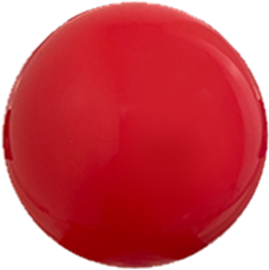 "9"" Playball Red"