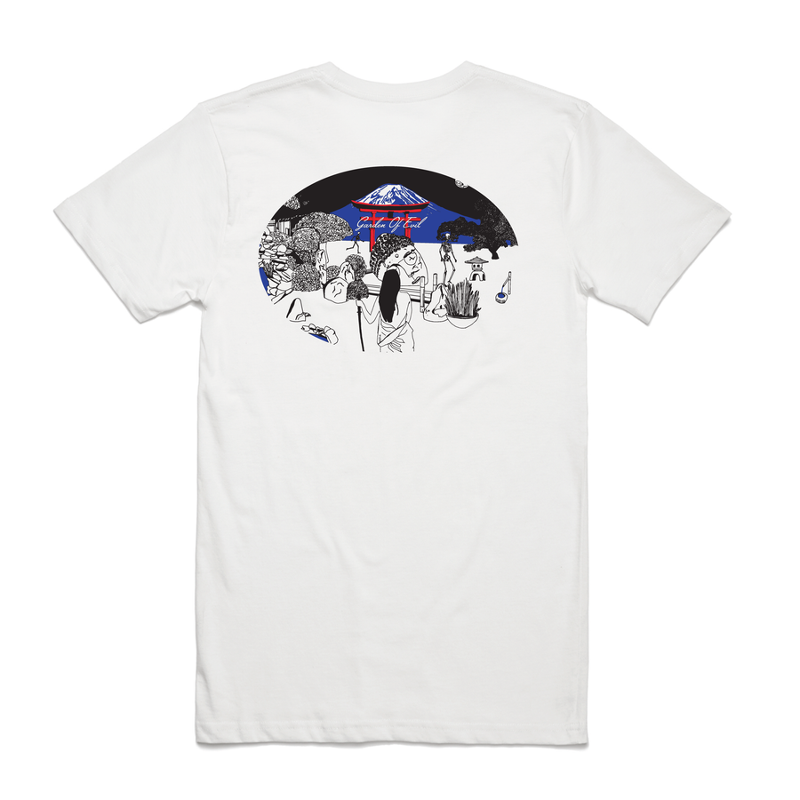 Garden of Evil T-Shirt (White)