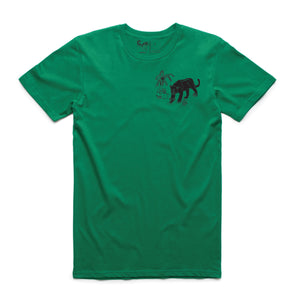 Jungle Tee (Kelly Green)