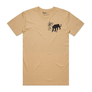 Jungle Tee (Tan)