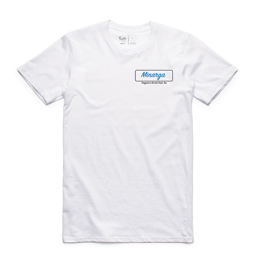 Swim Good Tee (White)