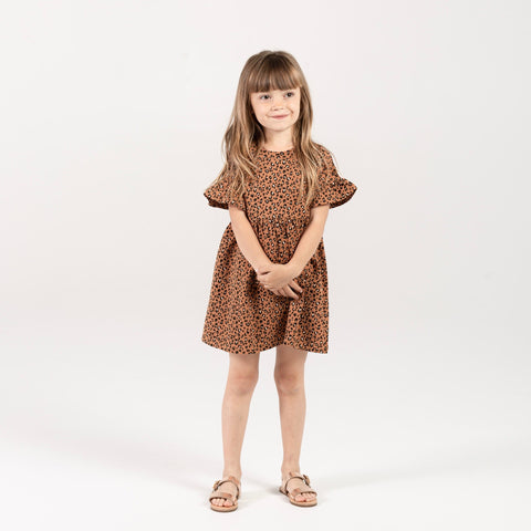 Rylee + Cru Bloom Dress - Kid's Dress - Children's Clothing - Baby Clothing Store - Camp Crib - Big Bear Lake California