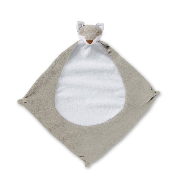 Angel Dear Grey Fox Lovey - Kid's Toys - Tagalong - Baby Blankie - Children's Clothing Store - Baby Toys - Toddler Store - Baby Clothing Store - Camp Crib - Big Bear Lake California - Big Bear