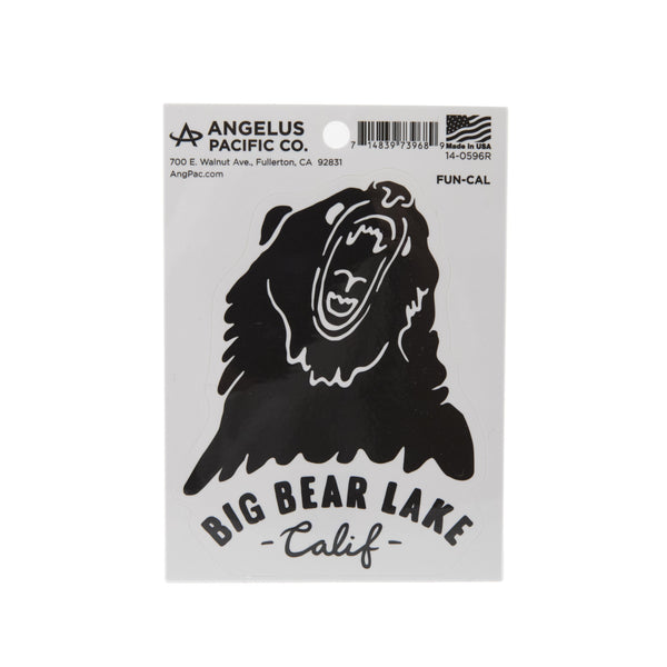 Big Bear Lake Sticker