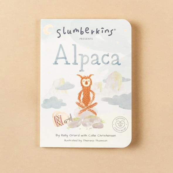 Alpaca Board Book