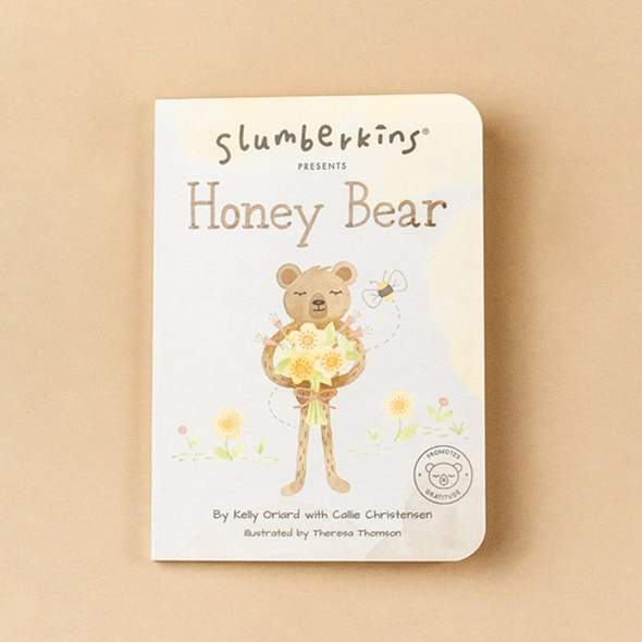 Honey Bear Board Book
