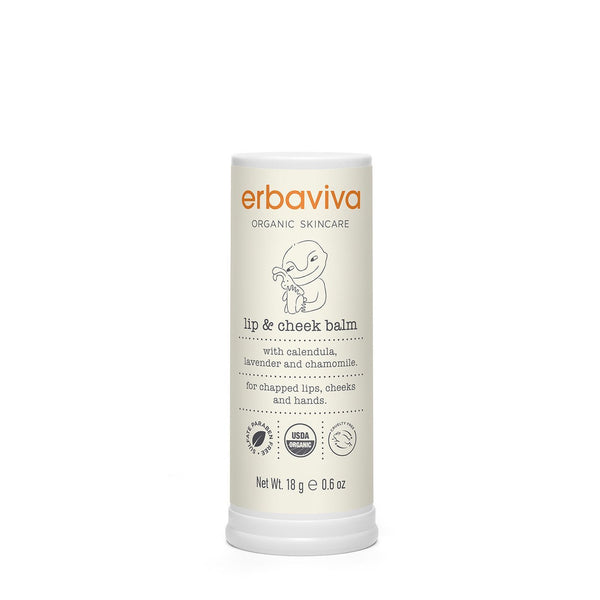 Erbaviva Lip & Cheek Balm - Essential Oil - Skincare - Camp Crib - Big Bear Lake
