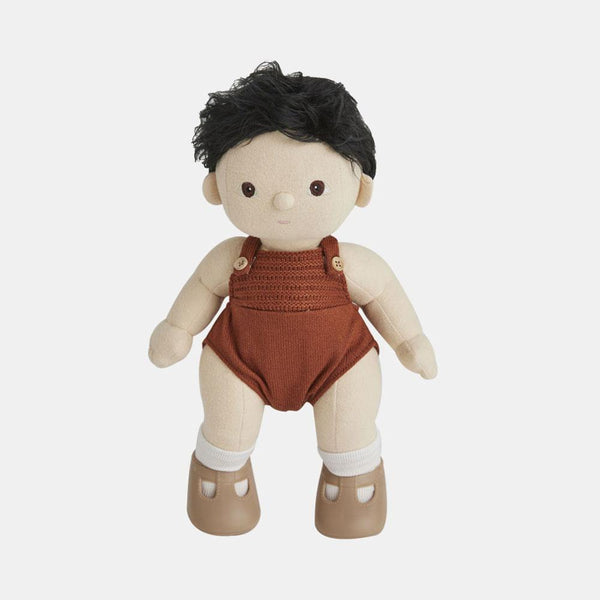Olli Ella Dinkum Doll - Roo - Infant Toy - Organic Cotton - Children's Boutique - Baby Clothing Store - Camp Crib - Big Bear Lake California