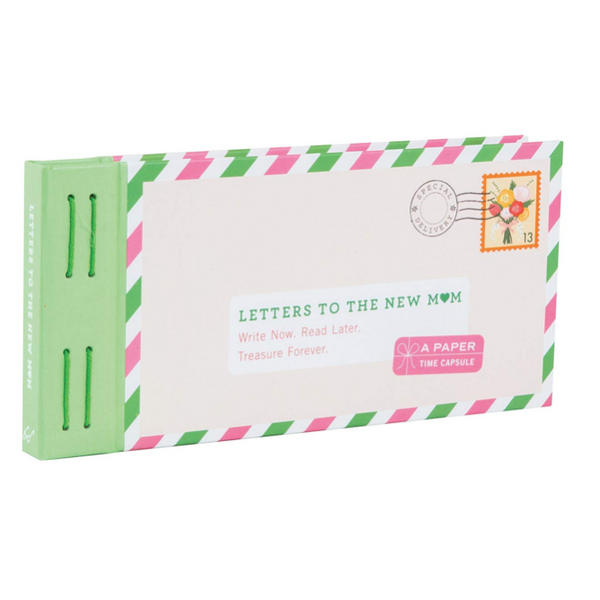 Hachette Letters To The New Mom - Write Now - Read Later - Treasure Forever - Paper Time Capsule - Book - Children's Book - Gift - Big Bear Lake California