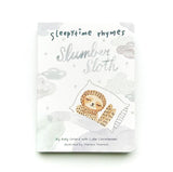 Slumberkins Sleepytime Rhymes - Slumber Sloth Board Book - Children's Book - Children's Clothing Store - Camp Crib - Big Bear Lake