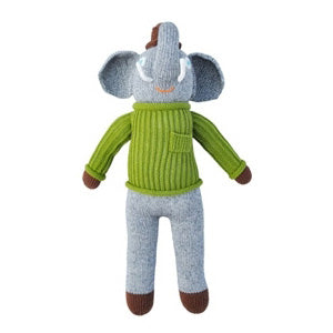 Blabla Kids - Hercule The Elephant - Stuffed Animal - Kids Toy - Children's Boutique - Baby Clothing Store - Camp Crib - Big Bear Lake California