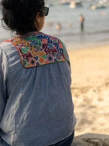 Embroidery jacket | Embroidered Boho Jacket