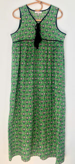 Pari Dress Sea Green