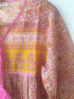 Pari Dress Yellow