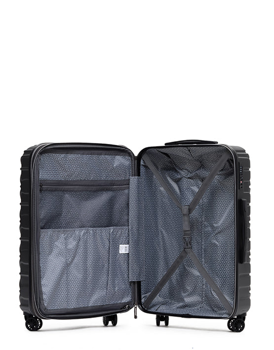Tosca Triton Carry On Charcoal 20
